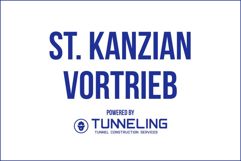 St-Kantian-Vortrieb
